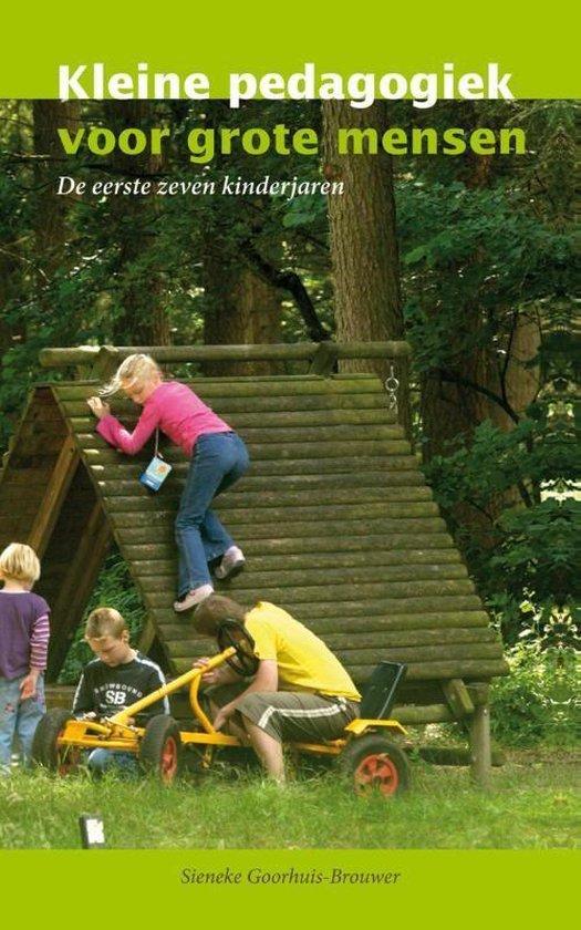 Kleine pedagogiek voor grote mensen - Sieneke Goorhuis-Brouwer  
