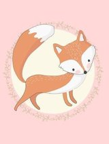 Curious Fox Composition Book