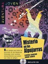 Aventura joven - Misterio en las Alpujarras (A1) boek + audio-cd