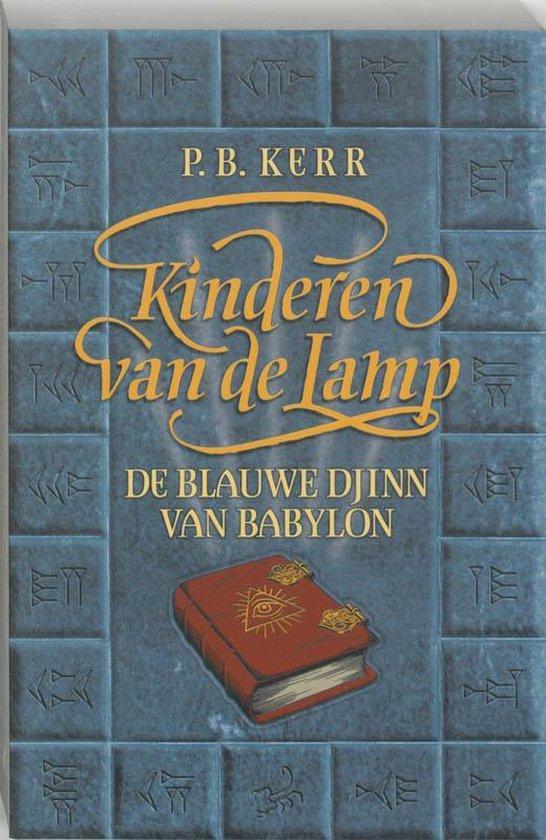 De Blauwe Djinn Van Babylon - Philip Kerr  