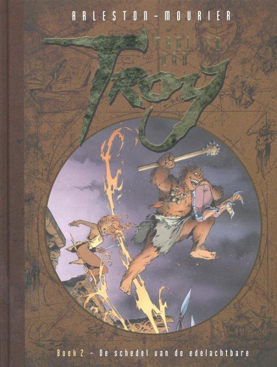 Trollen van Troy 2 - De schedel van de edelachtbare - Scotch Arleston | Fthsonline.com