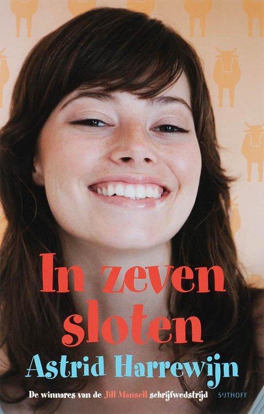 In zeven sloten - Astrid Harrewijn |