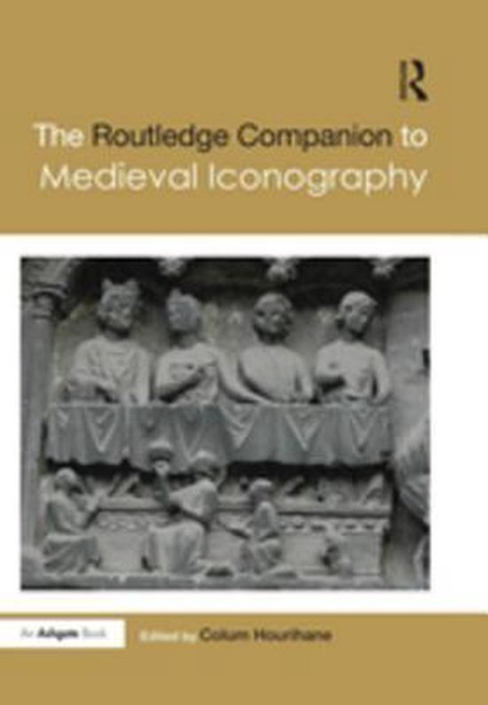 Boek cover The Routledge Companion to Medieval Iconography van  (Onbekend)