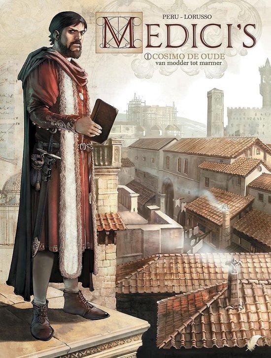 Medici's 01. cosimo de oude 1/5 - Lorusso |