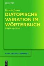 Diatopische Variation Im Worterbuch
