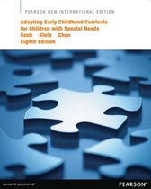 Adapting Early Childhood Curricula for Children with Special Needs: Pearson  International Edition