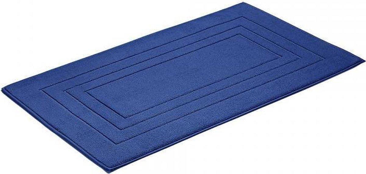 Vossen Badmat Feeling - Marine blau 67x120 - Vossen