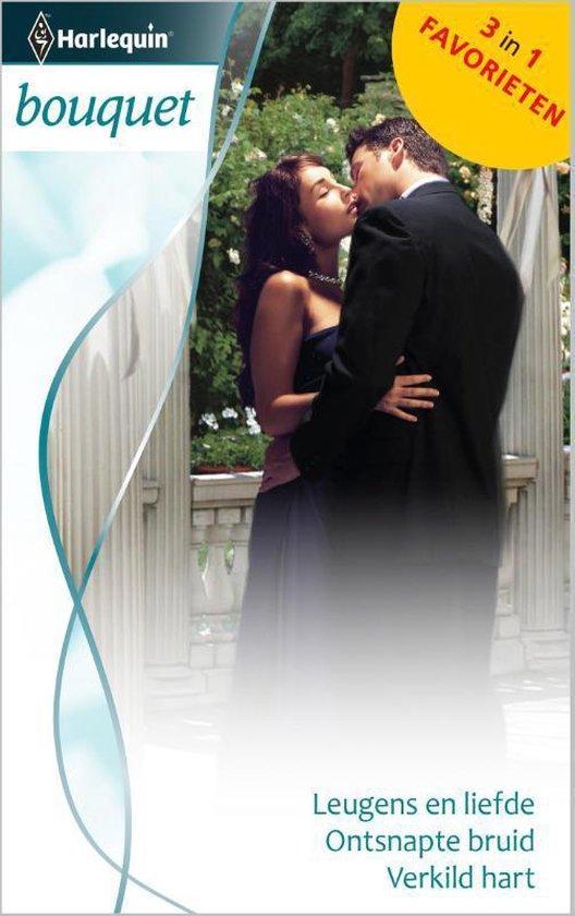 Leugens en liefde / Ontsnapte bruid / Verkild hart - Bouquet Favorieten 377, 3-in-1 - Debra D'Arcy |