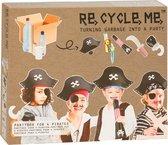 Recycleme Knutselpakket Piraten feestje