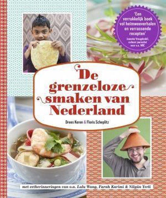 De grenzeloze smaken van Nederland - Drees Koren  