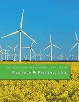 Boek cover Energy & Energy Use van Salem Press