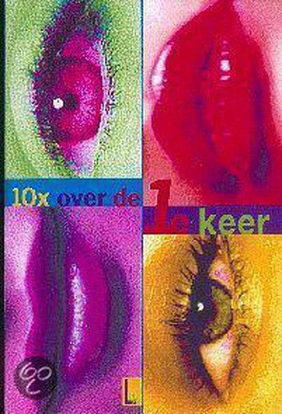 Cover van het boek '10x over de 1e keer'