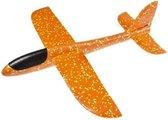 Super groot Vliegtuig - Zweefvliegtuig XL - 47 x 49 cm - 1 XL Vliegtuig