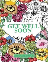 The Get Well Soon Colouring Book