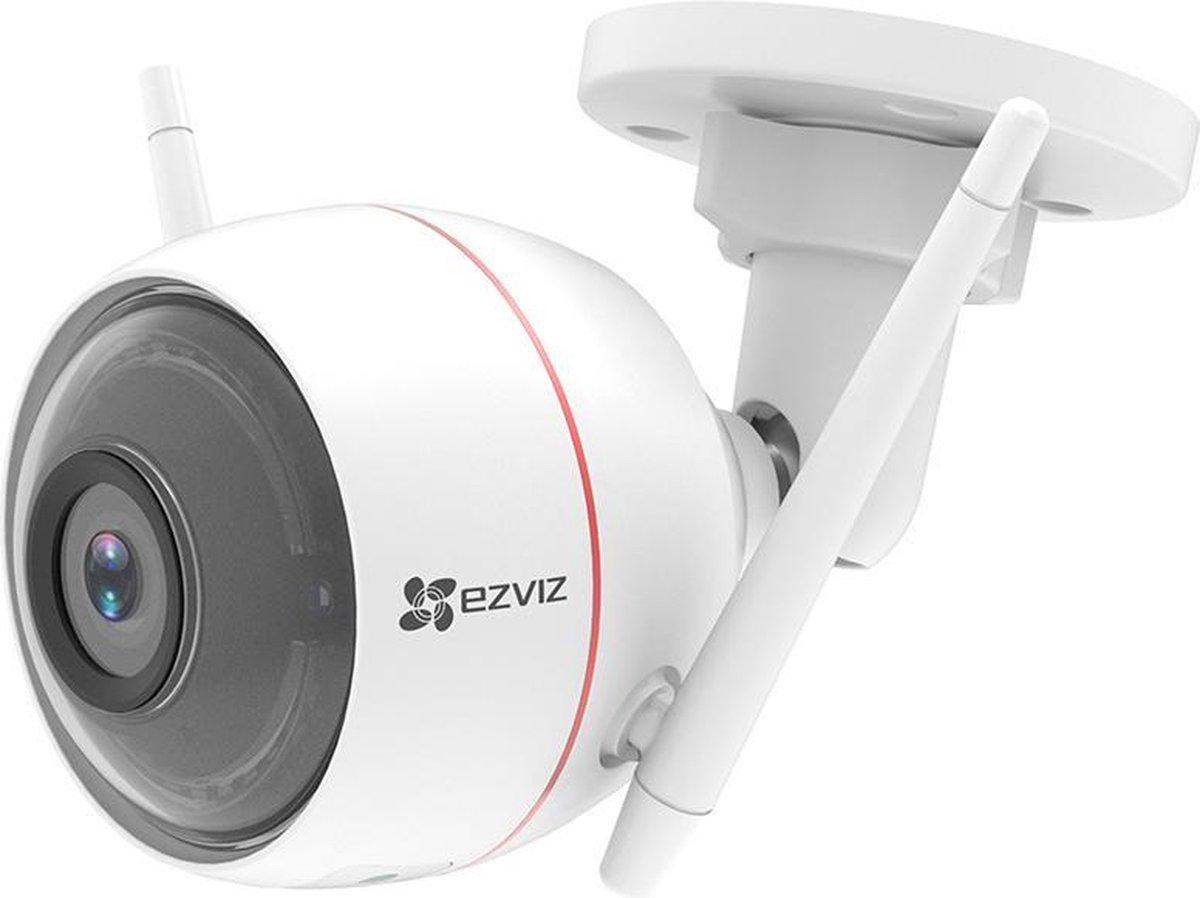 EZVIZ C3W Husky Air IP-beveiligingscamera - Full HD - Voor buiten - Wit