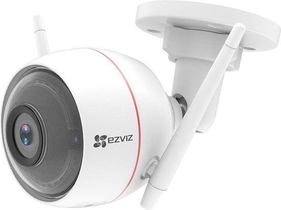 EZVIZ Husky Air - IP-beveiligingscamera - Full HD - Voor buiten - Wit