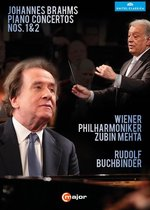 Buchbinder, Brahms, The Piano Conce