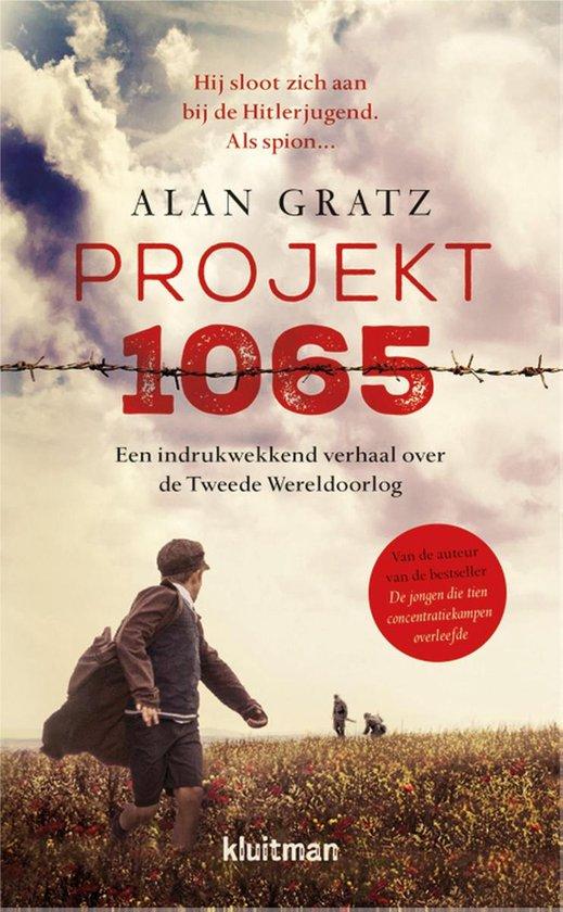Projekt 1065 - Alan Gratz |