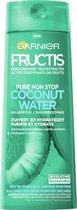 Garnier Fructis Pure Non Stop Coconut Water Shampoo  - 250 ml - Vettige wortels, droge punten
