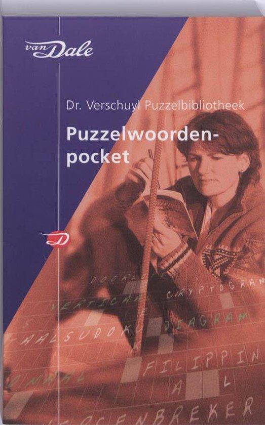 Puzzelwoordenpocket - Verschuyl pdf epub
