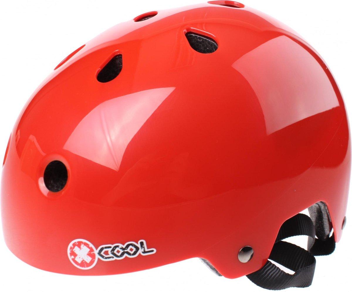 Cycle Tech Fietshelm Xcool 2.0 Rood Maat 59/61 Cm