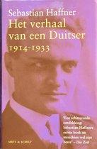 Het Verhaal Van Een Duitser, 1914-1933