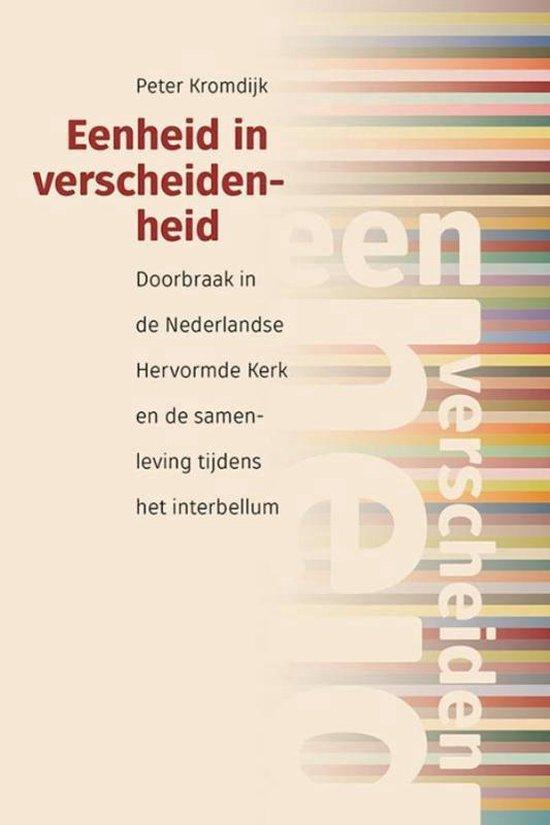 Passage-reeks 45 - Eenheid in verscheidenheid - Peter Kromdijk |