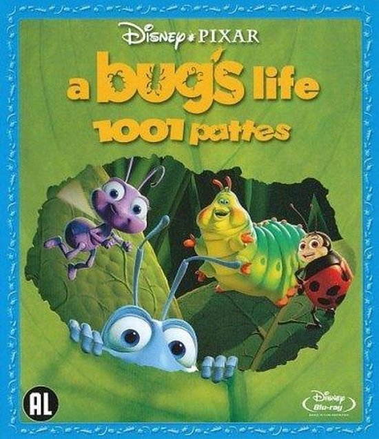 A Bug's Life (Een Luizenleven) (Blu-ray)