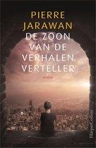Boek cover De zoon van de verhalenverteller van Pierre Jarawan (Onbekend)