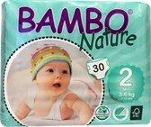 Bambo Nature Luiers - Maat 2 Mini - 3 tot 6 kg