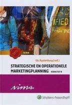 Nima Kernstof B Strategische en operationele marketingplanning