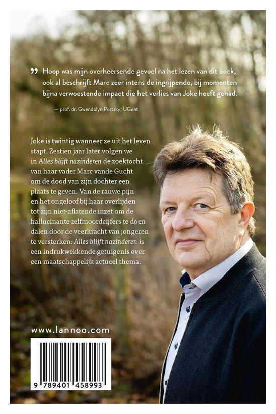 Alles blijft nazinderen - Marc Vande Gucht |