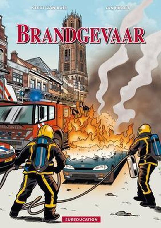 Eureducation 08. brandgevaar - Steve van Bael |