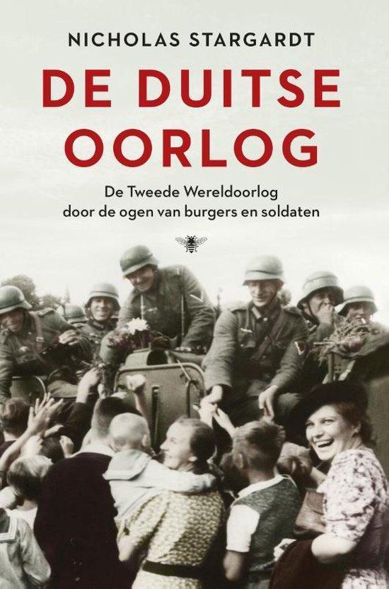 Ongebruikt bol.com | De Duitse oorlog | 9789023495185 | Nicholas Stargardt UE-42