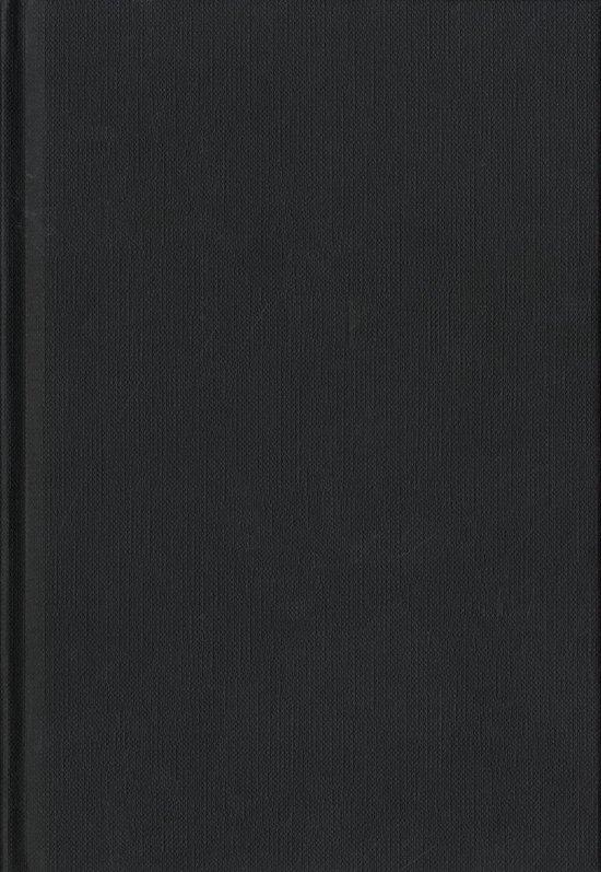 Afbeelding van Blanco boek A5 Zwart