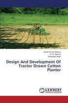 Design and Development of Tractor Drawn Cotton Planter