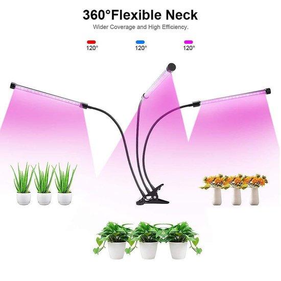 LED planten groei / kweeklamp met rood / blauw spectrum