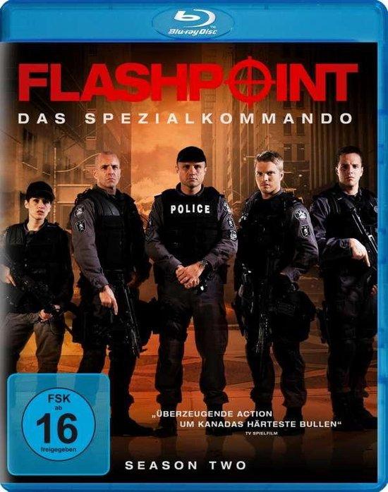 Cochrane, R: Flashpoint - Das Spezialkommando