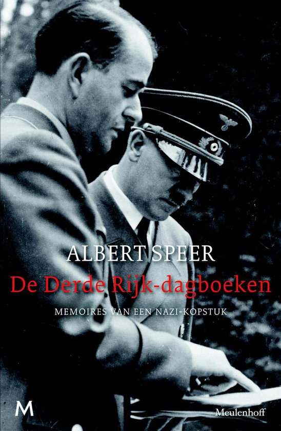 De derde Rijk-dagboeken - Albert Speer | Fthsonline.com