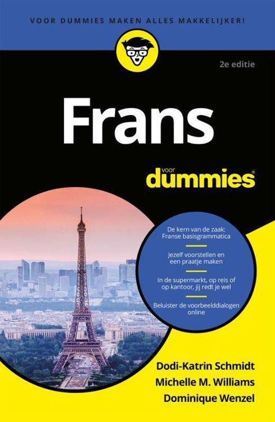Frans voor Dummies - Dominique Wenzel |