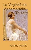 Omslag La Virginité de Mademoiselle Thulette