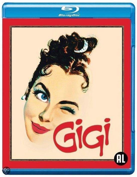 Cover van de film 'Gigi'