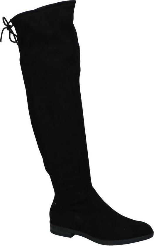 | Zwarte Lange Laarzen met Stretch Tamaris TOUCH it