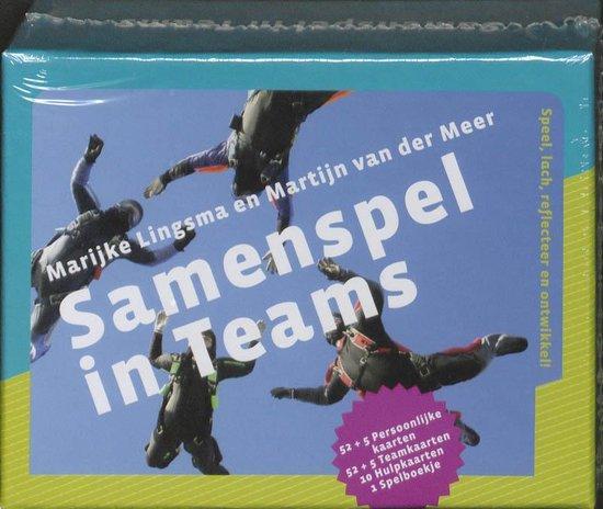Samenspel in teams - Marijke Lingsma | Fthsonline.com