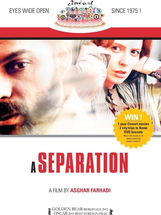 Cover van de film 'Separation Collectie'