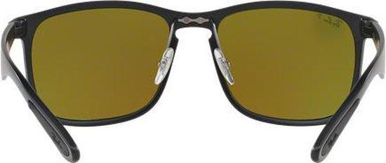 Ray-Ban RB4264 601SA1 - Chromance - zonnebril - Zwart / Blauw Spiegel Chromance - Gepolariseerd - 58mm - Ray-Ban