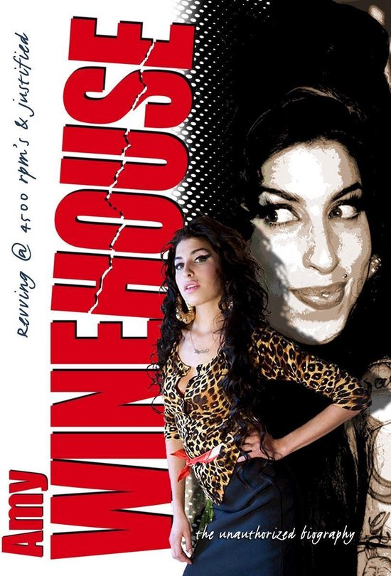 Cover van de film 'Amy Winehouse - Revving @ 4500 RPM´s & Justified: Unauthorized'