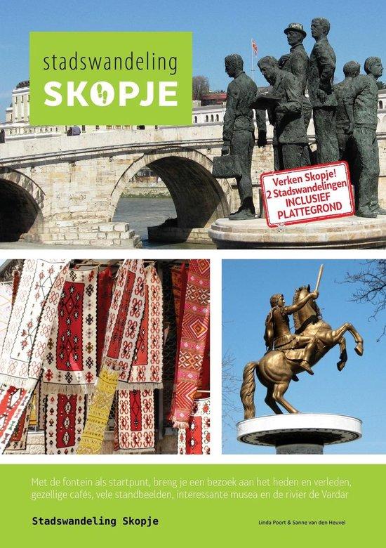 Stadswandeling Skopje - Linda Poort |