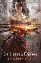 De Helse Creaties - De Helse Creaties 3 - De IJzeren Prinses