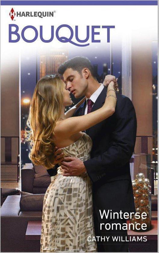 Bol Com Bouquet 3470 Winterse Romance Ebook Cathy Williams 9789461998958 Boeken